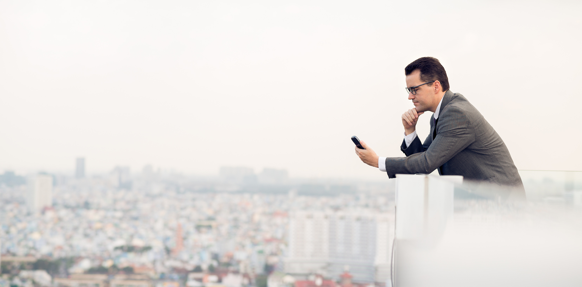 business-man-on-smartphone